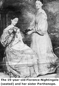 Did florence nightingale ever marry